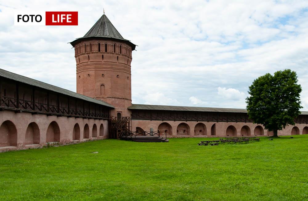 Спасо-Ефимьев монастырь в Суздале