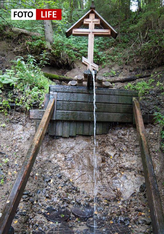 Гремячий ключ, гремячий ключ Сергиев Посад, источник гремячий ключ, водопад гремячий ключ,водопад,