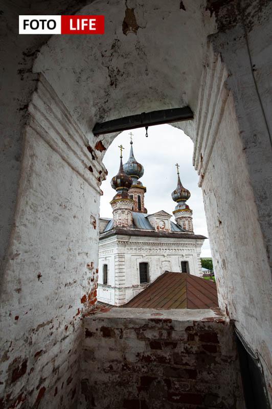 Юрьев-Польский, Михайло-Архангельский монастырь, город Юрьев-Польский