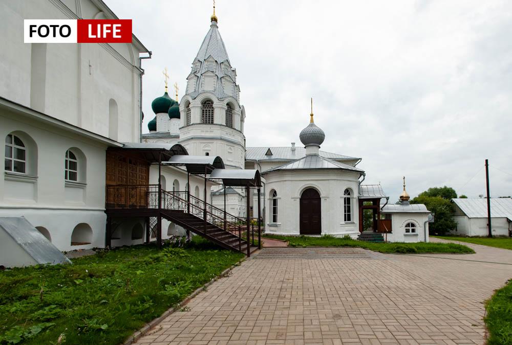 Переславль-Залесский, Никитский монастырь